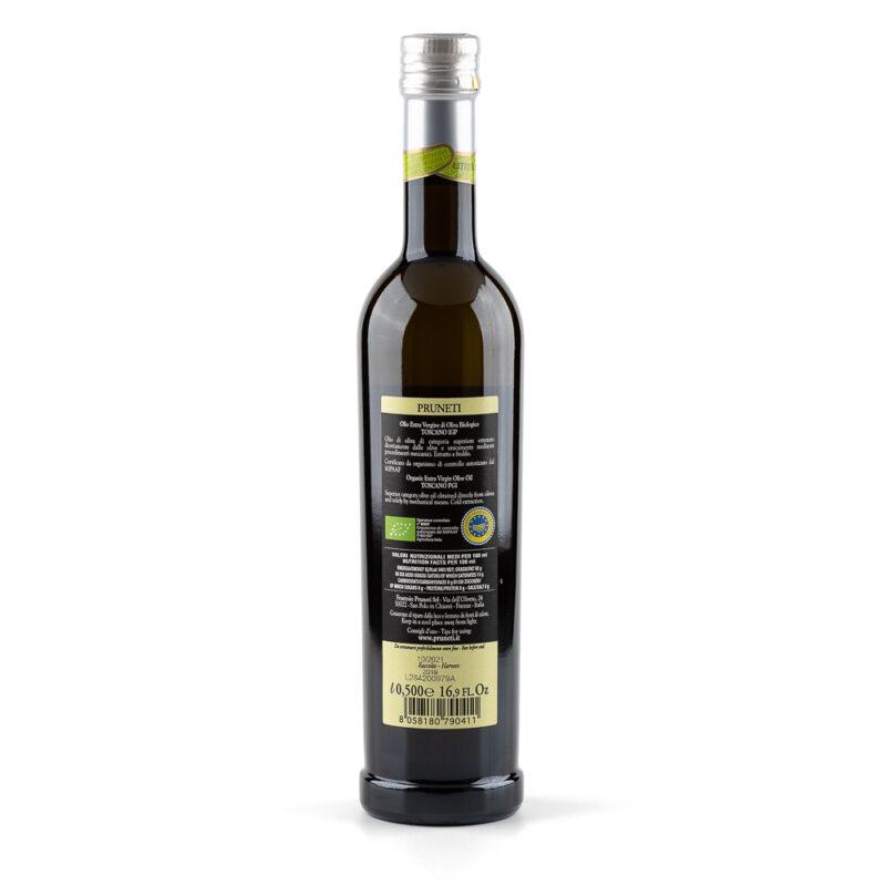 Olio Extravergine IGP Toscano 500 Back