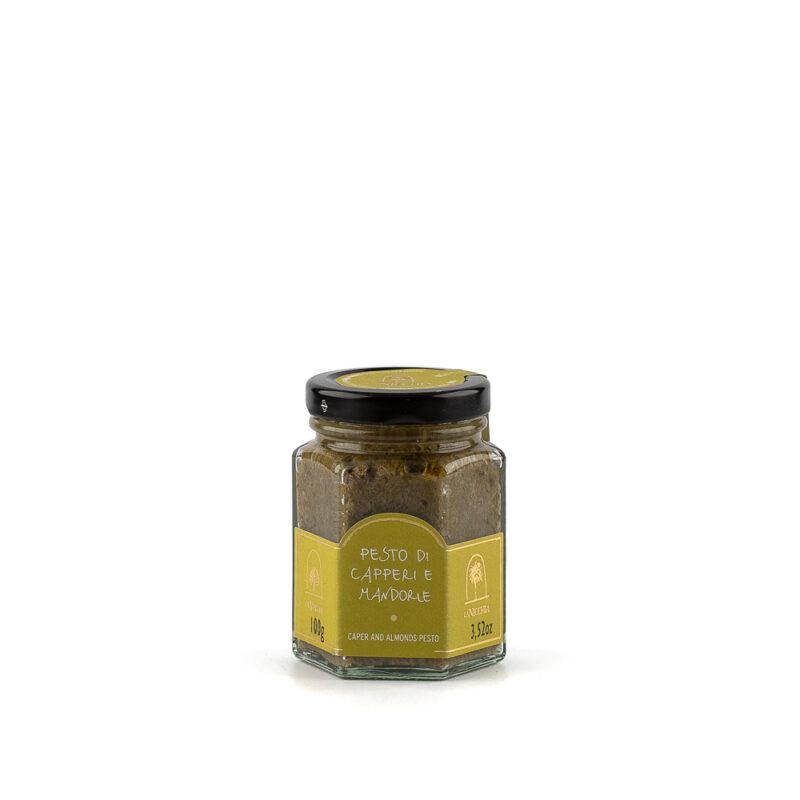 Pesto Capperi e Mandorle