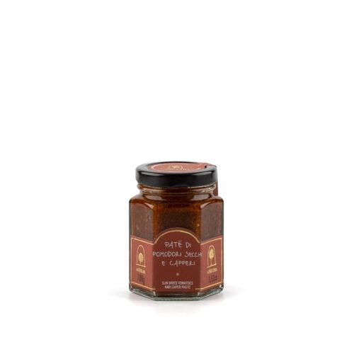 Paté Pomodori Secchi e Capperi