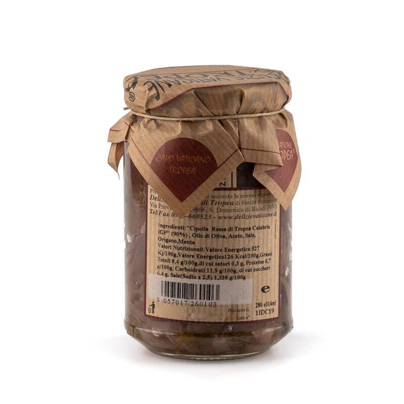ingredienti cipolla di tropea marinata alla donna canfora