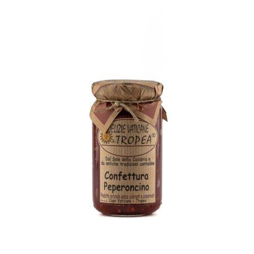 Confettura di Peperoncino Rosso di Calabria