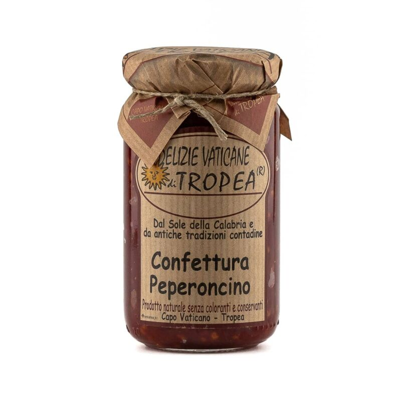 confettura al peperoncino