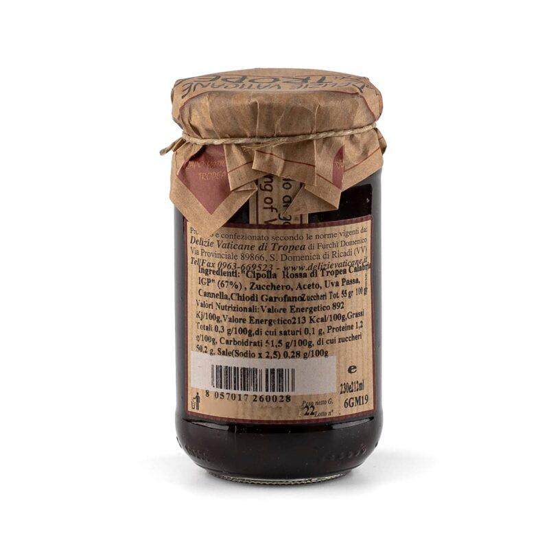 ingredienti mousse cipolla di tropea