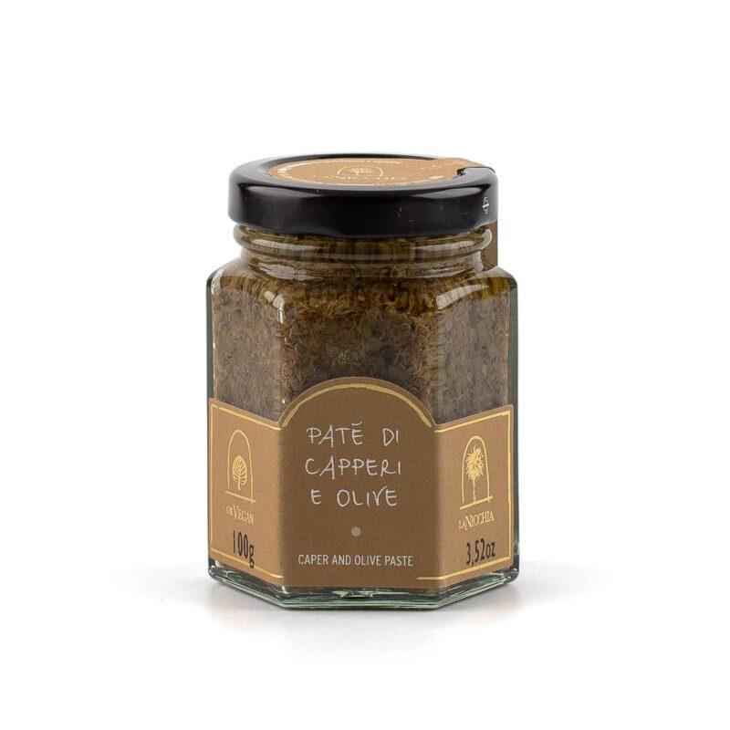 pate capperi e olive