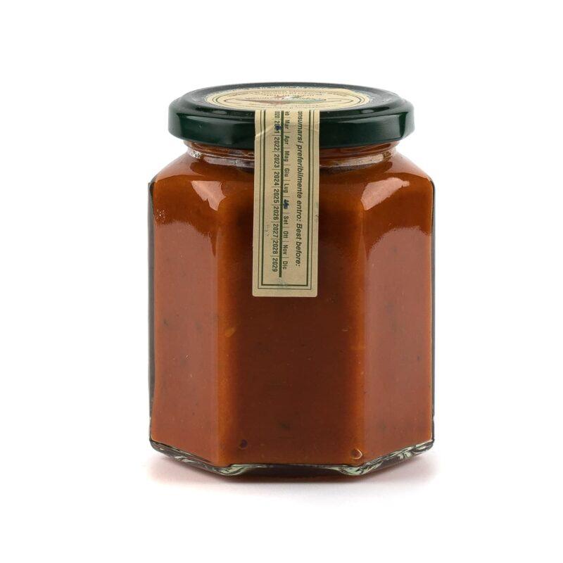 dettagli sugo napoletana di pomodorini del piennolo del vesuvio