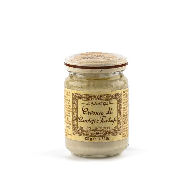 Crema di Carciofi e Tartufo