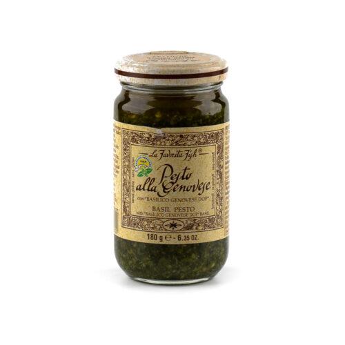 Pesto alla Genovese DOP