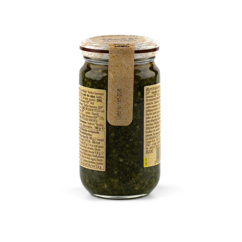 Pesto Genovese Back