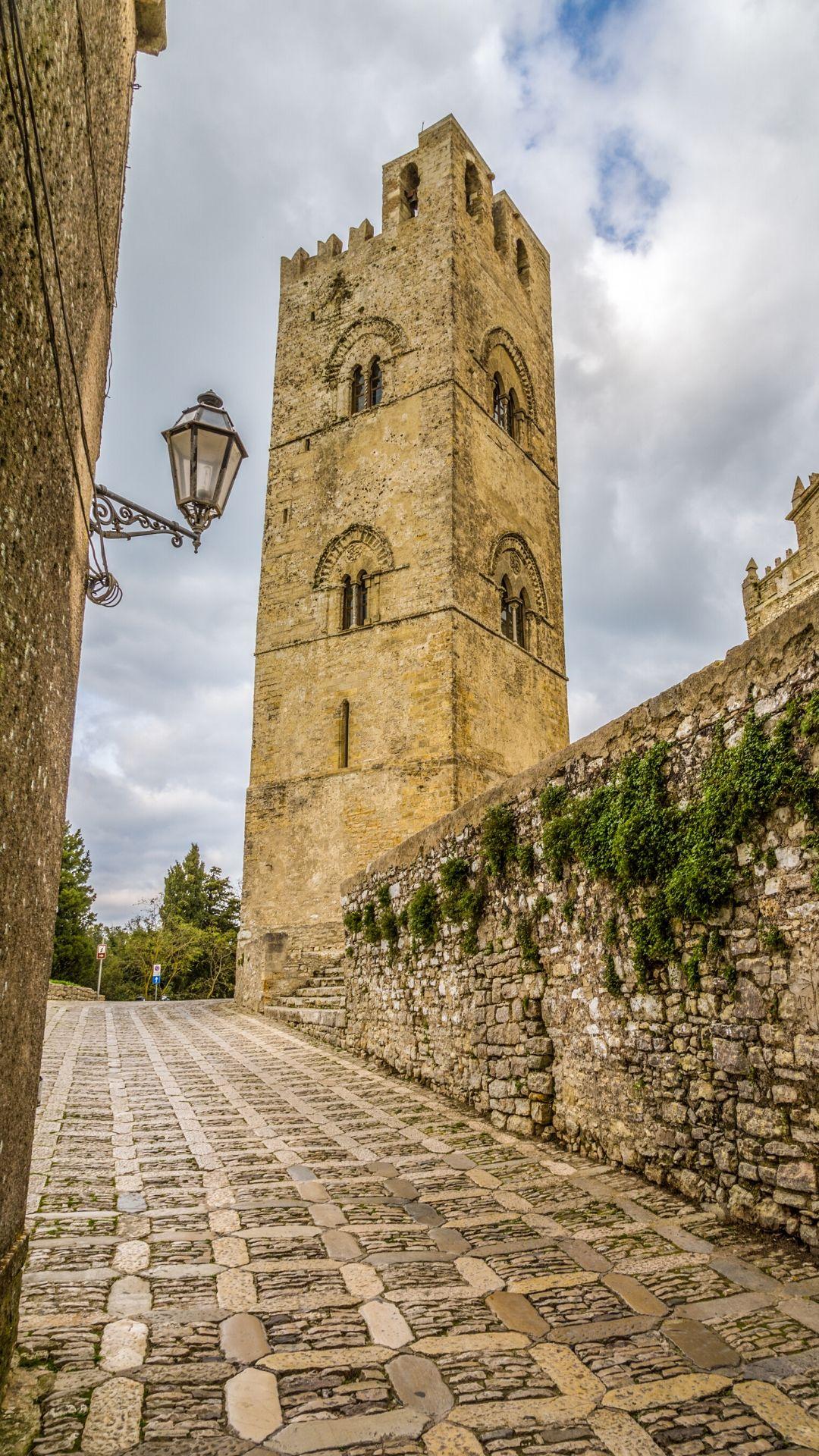 Torre Normanna Erice