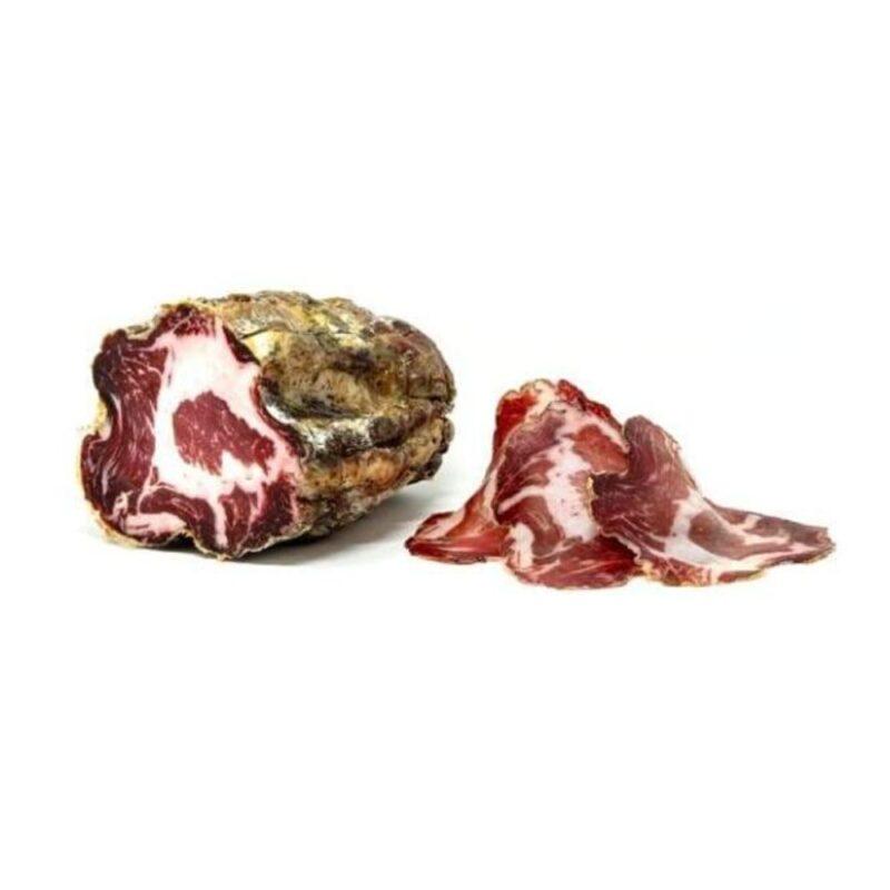 Capocollo Cochon Noir des Nebrodi