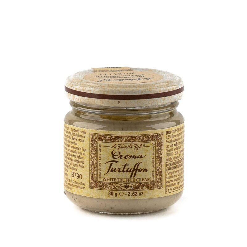 crema tartuffon al tartufo bianco