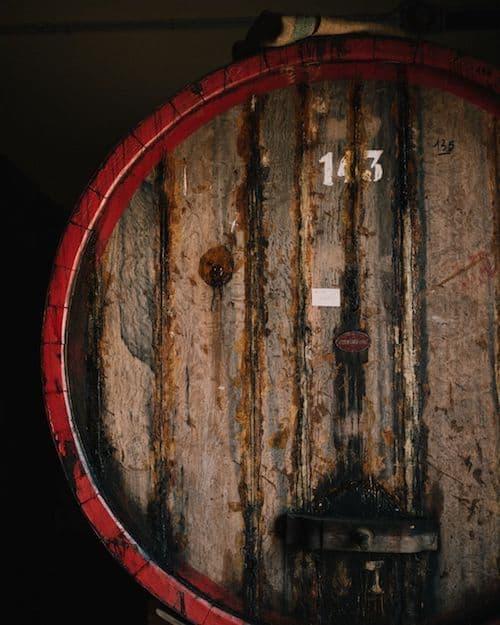 Balsamic Vinegar Acetaie Aperte Modena