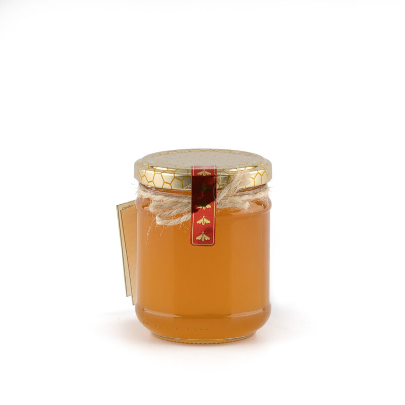 Eucalyptus Honey from the Natural Oasis of San Giuliano back