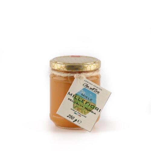 miele millefiori di alta Murgia