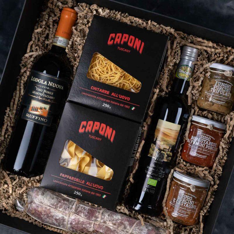 Box I Sapori Dellappennino Tosco Obliquo2