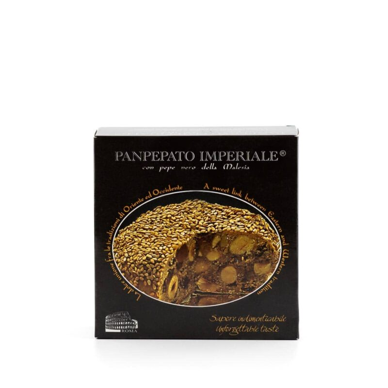 Scatola Panpepato Imperiale front