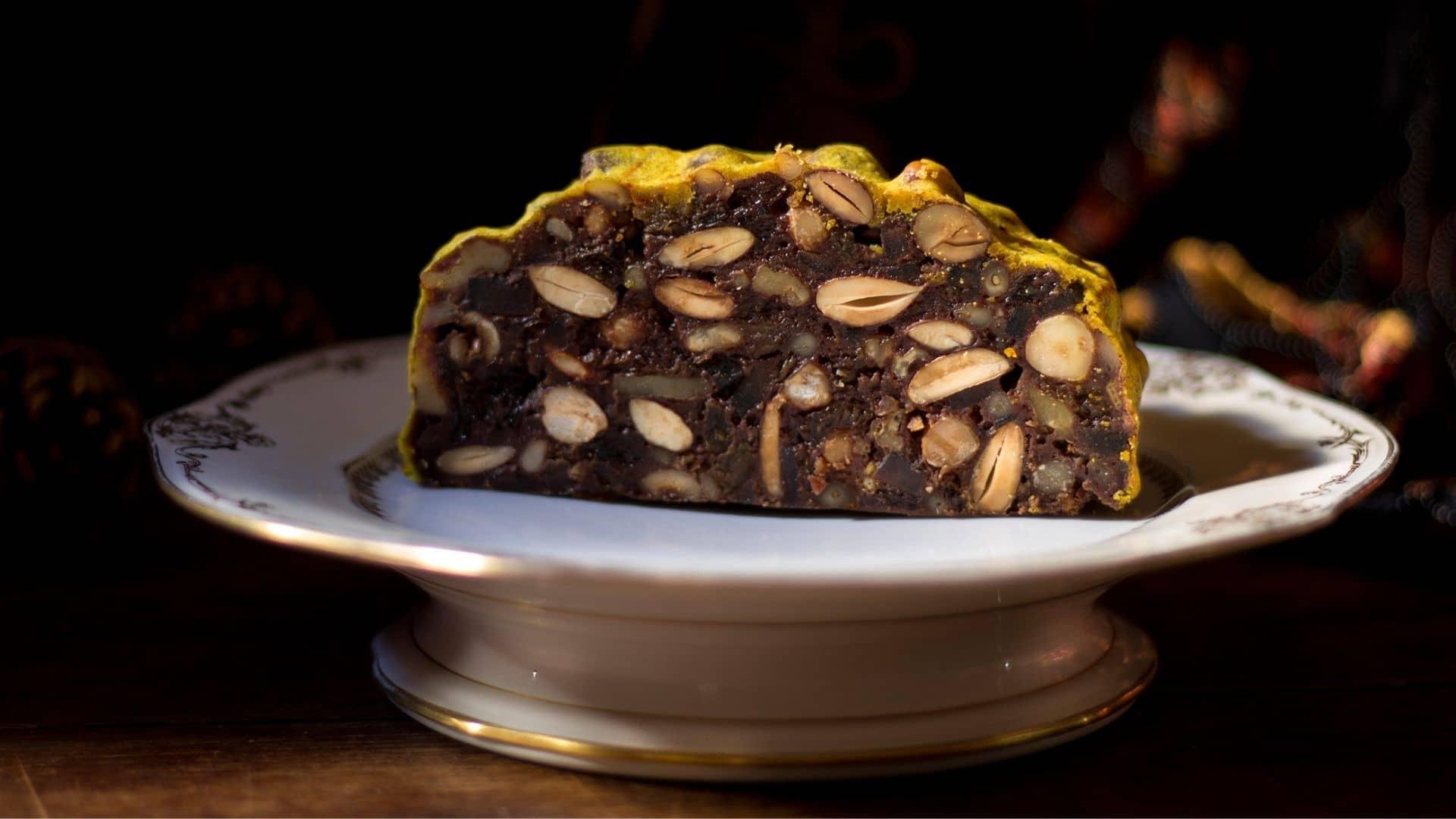 Pangiallo : le gâteau de Noël traditionnel de Rome