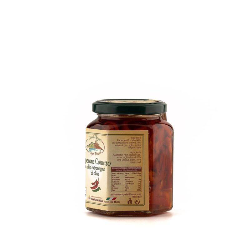 Peperoni Cornetto Del Vesuvioleft