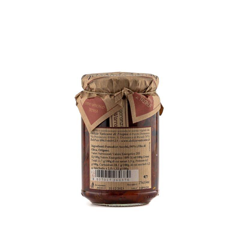 Pomodori Secchi Calabresi Retro