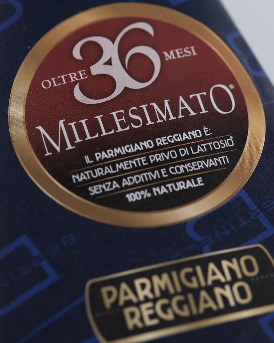 Parmigiano Reggiano 36 Mesi Bertinelli Macro